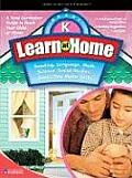 Learn at Home Grade K Reading Language Math Science Social Studies Gross Fine Motor Skills