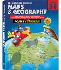 Complete Book of Maps & Geography Grades 3 6