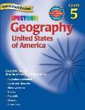 Spectrum Geography Grade 5 United States of America