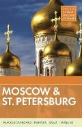 Fodors Moscow & St Petersburg 10th Edition