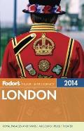 Fodor's London 2014 (Full-Color Travel Guide) Cover