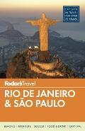 Fodors Rio de Janeiro & Sao Paulo 2014