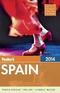 Fodor's Spain 2014 (Full-Color Travel Guide)