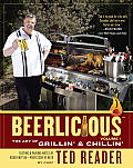 Beerlicious: The Art of Grillin' & Chillin' Cover