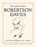 The Quotable Robertson Davies