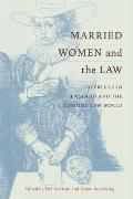 Married Women and the Law