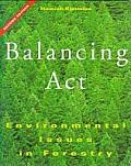 Balancing Act: Environmental Issues in Forestry