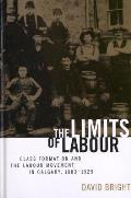 The limits of labour; class formation and the labour movement in Calgary, 1883-1929