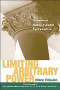 Limiting Arbitrary Power: The Vagueness Doctrine in Canadian Constitutional Law