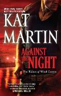 Against the Night (Raines of Wind Canyon)