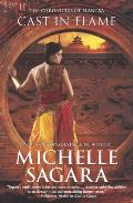 Cast In Flame (Chronicles Of Elantra) by Michelle West