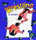 Wrestling in Action