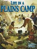 Life in a Plains Camp Cover