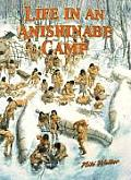 Life in an Anishinabe Camp (Native Nations of North America) Cover