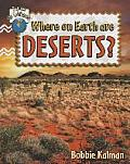 Where on Earth Are Deserts?