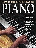 How to Improve at Playing Piano