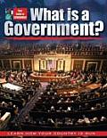 What Is a Government?