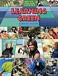 Green-Collar Careers #3: Learning Green: Careers in Education Cover