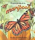 El Ciclo de Vida de la Mariposa Life Cycle of a Butterfly