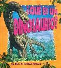 Que Es un Dinosaurio?