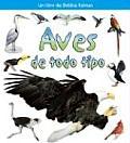 ?Qui Tipo de Animal Es? #3: Aves de Todo Tipo