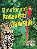 Crabtree Connections #28: Rainforest Research Journal Cover