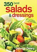 350 Best Salads & Dressings Cover
