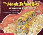 Magic School Bus Inside the Human Body (Magic School Bus) Cover