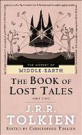 History of Middle-Earth #2: The Book of Lost Tales: Part II Cover