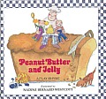 Peanut Butter and Jelly: A Play Rhyme (Puffin Unicorn) Cover