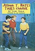Joshua T. Bates Takes Charge