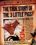 True Story of the Three Little Pigs Cover