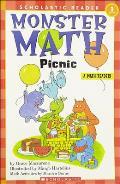 Monster Math Picnic