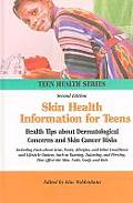 Skin Health Information for Teens (Teen Health)