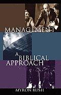 Management: Biblical Approach