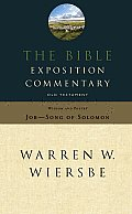 Bible Exposition Commentary Old Testament Wisdom & Poetry