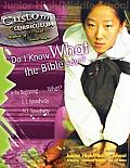 Do I Know What the Bible Says: (Youth Ministry Resources)