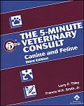 5 Minute Veterinary Consult 3rd Edition Canine &
