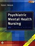 Psychiatric Mental Health Nursing 2nd Edition