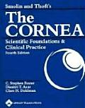 Smolin and Thoft's the Cornea: Scientific Foundations and Clinical Practice