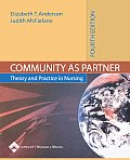 Community as Partner: Theory and Practice