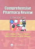 Comprehensive Pharmacy Review 5th Edition