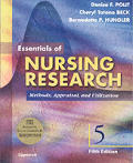 Essentials of Nursing Research: Methods, Appraisal, and Utilization, with Online Articles