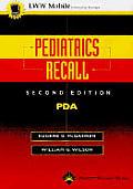 Pediatrics Recall Pda