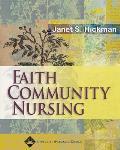 Faith Community Nursing