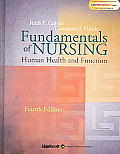 Fundamentals of Nursing: Human Health and Function [With CDROM]