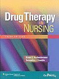 Drug Therapy in Nursing with Atlas 3rd Edition