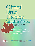 Clinical Drug Therapy for Canadian Practice