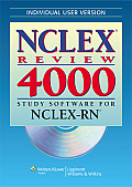 NCLEX(R) Review 4000: Study Software for NCLEX-RN(R) (Individual Version)