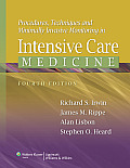 Procedures and Techniques in Intensive Care Medicine (3RD 08 - Old Edition)